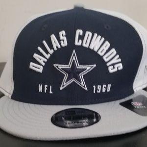 Dallas Cowboys New era flat bill snapback har